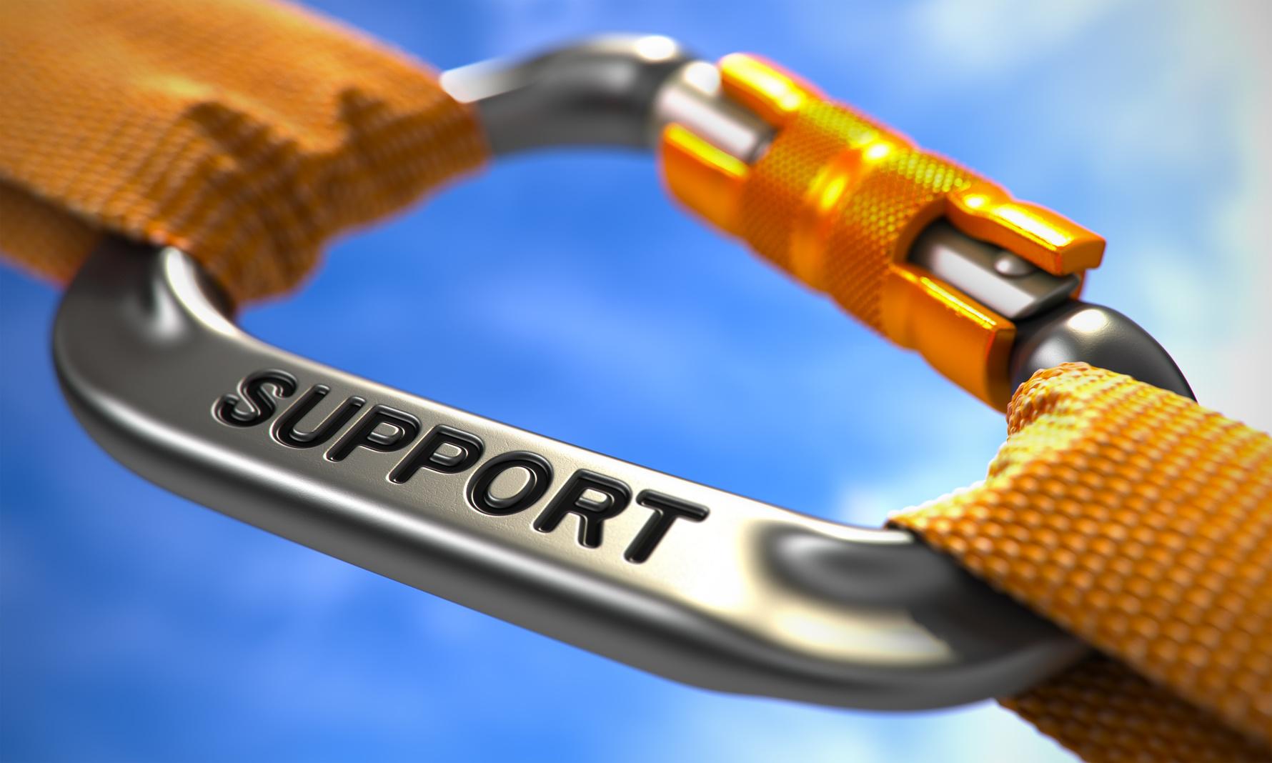 Block 9  - Website-Software Support
